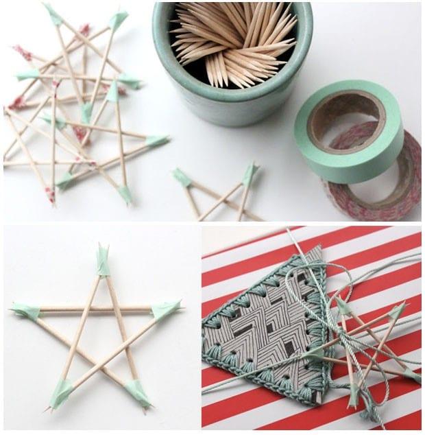 Ideas para envolver regalos navideños