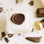Sellos de Lacre para sellar chocolate