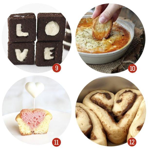 20 bocados para San Valentín en blog.cosasmolonas.com