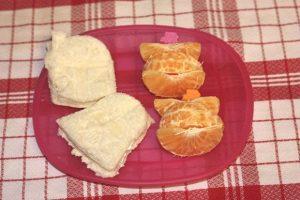 Como hacer sandwiches de formas con cortadores