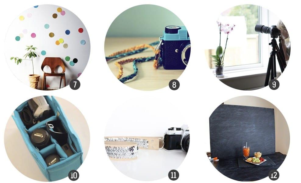 24 DIY para amantes de la fotografía en www.cosasmolonas.com