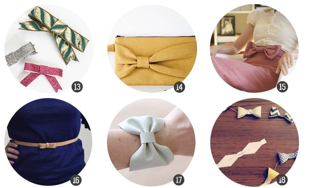 Tendencias: 24 DIY con el lazo como protagonista, en Blog Cosas Molonas