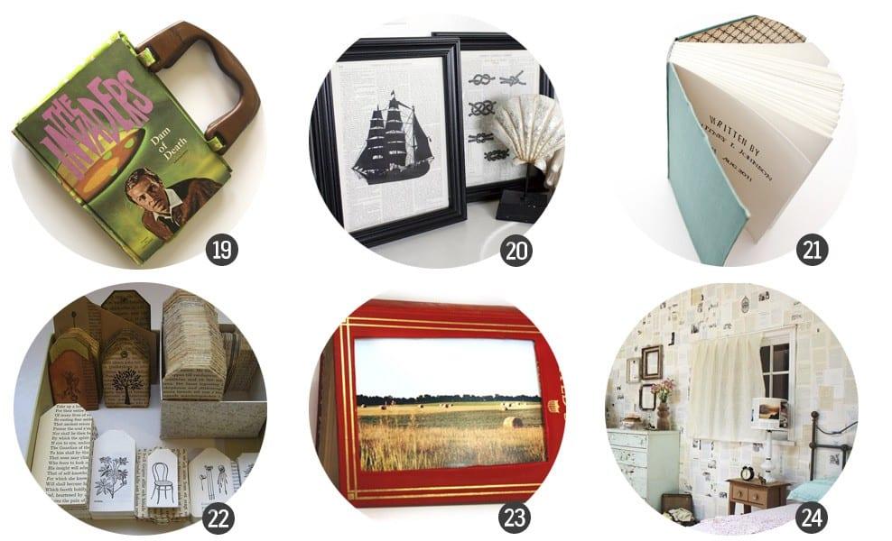 24 DIY con libros en www.cosasmolonas.com