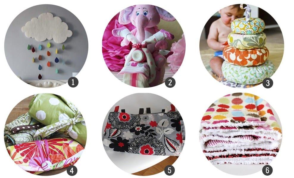 Regalos Originales Para Recien Nacidos Hechos A Mano.18 Regalos Con Un Toque Handmade Para Recien Nacidos