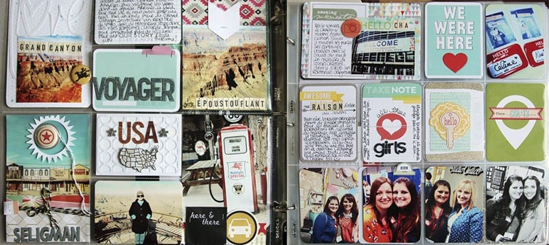 «Project Life», una nueva forma de organizar recuerdos