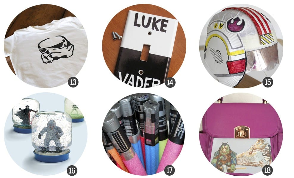 May the 4th: 18 DIY para amantes de Star Wars en blog.cosasmolonas.com