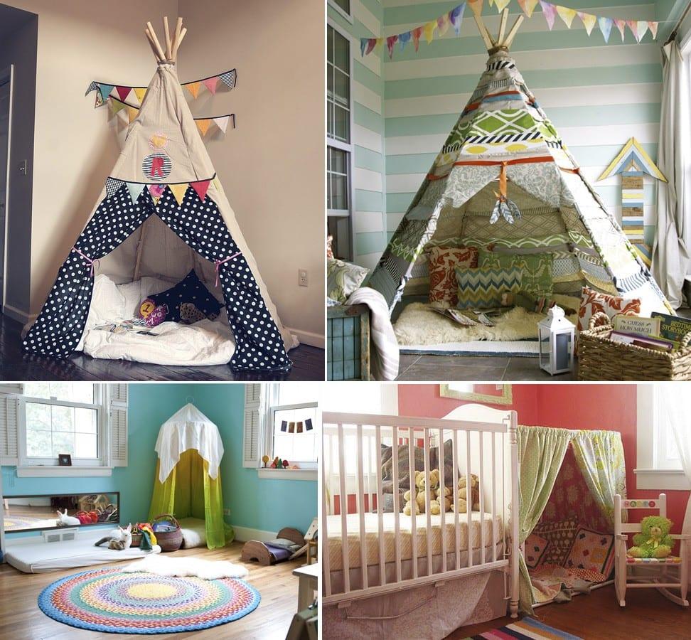 Inspiración: Un rincón de lectura para los pequeños de la casa en blog.cosasmolonas.com