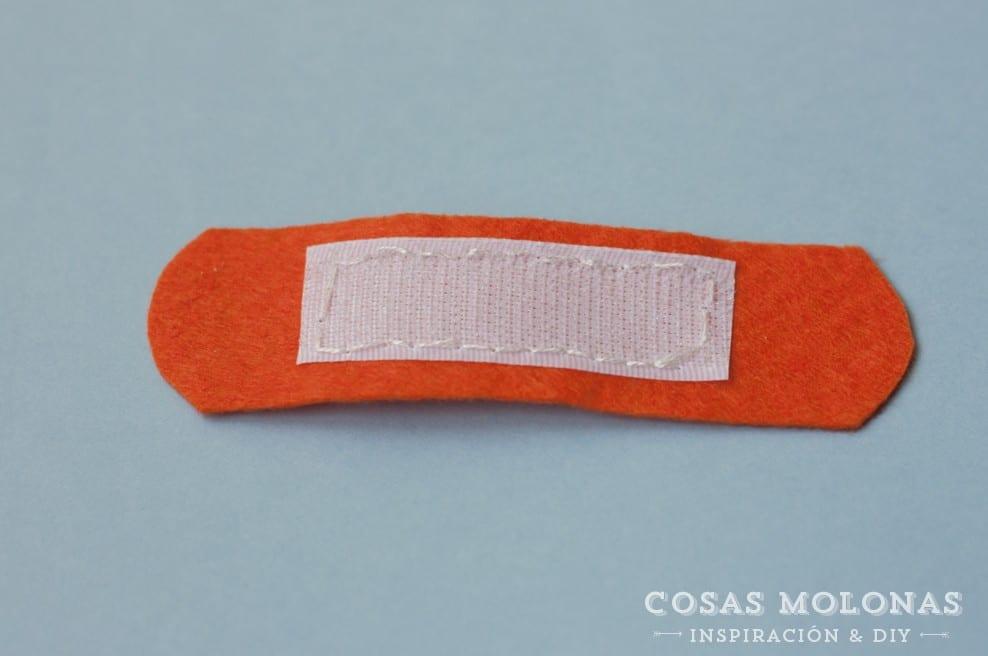 Peque-DIY: Botiquín de primeros auxilios para peluches en blog.cosasmolonas.com