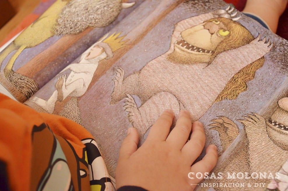 Reseña: Donde viven los monstruos de Maurice Sendak + selección de actividades para completar su lectura