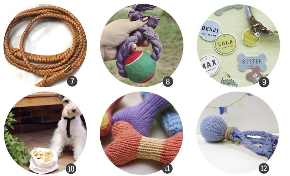 18 DIY para perros y gatos