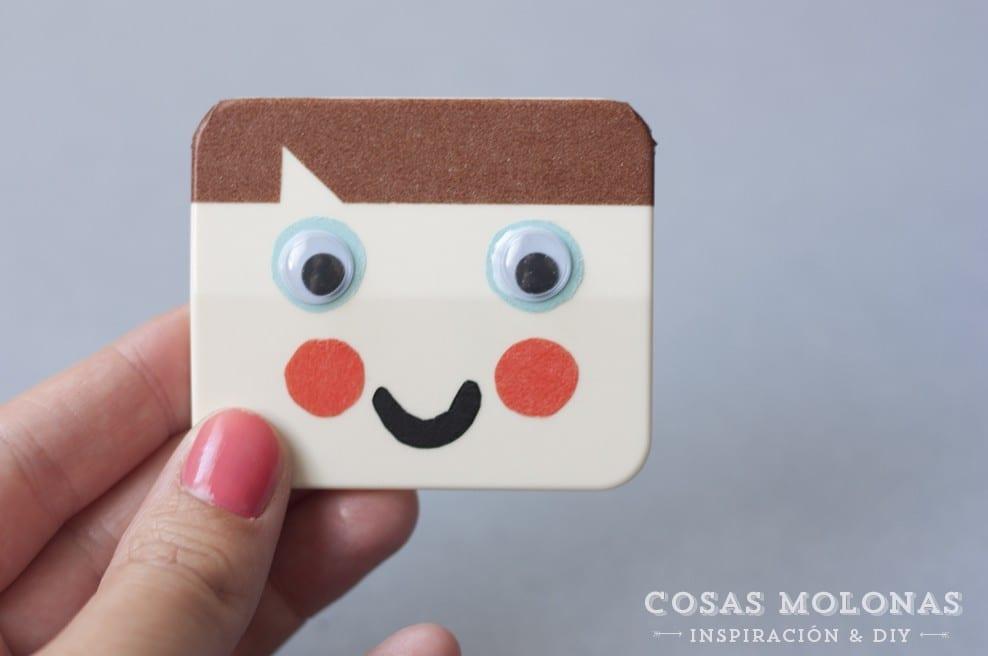Customizar un interruptor con washi tape / blog.cosasmolonas.com