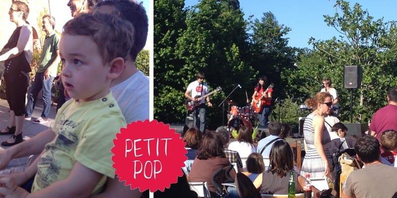 Petit Pop: música molona para hijos de padres chachis