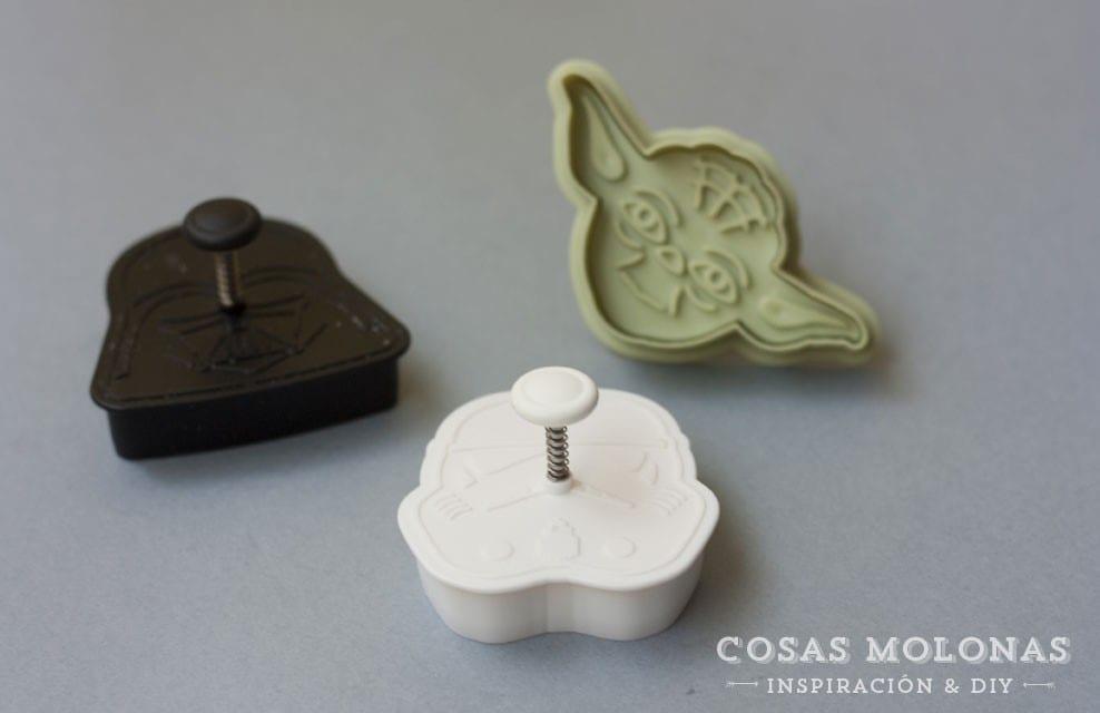 Receta: Galletas sencillas de mantequilla decoradas con fondant