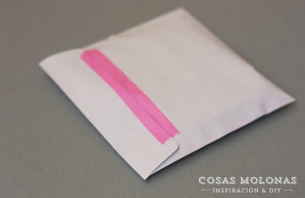 DIY Packaging de galletas con funda de CD