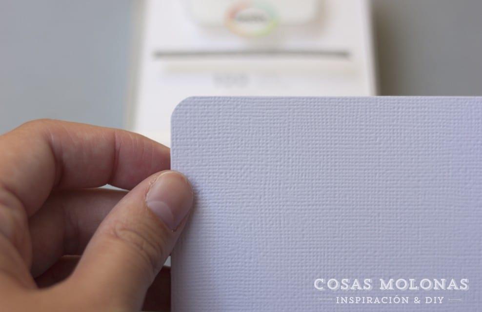 Tutorial: Cómo imprimir las tarjetas blancas de Project Life