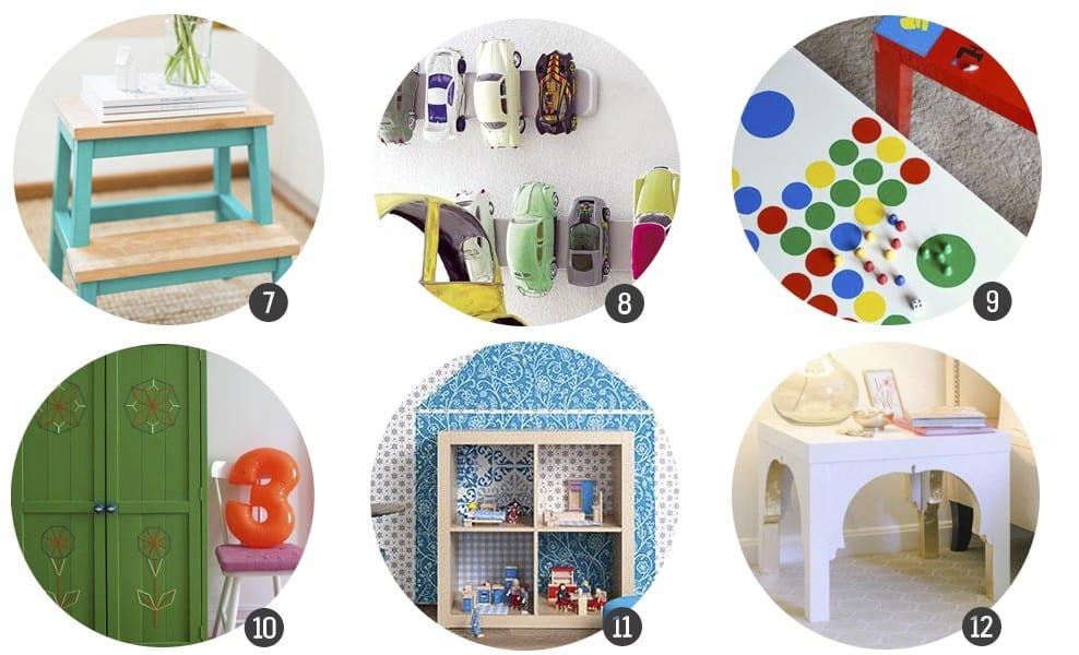 IKEA Hacks: 18 DIYs para customizar muebles de Ikea