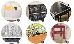 Muebles tuneados de Ikea