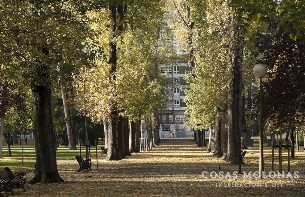 Planes con niños: Parque Isabel la Católica de Gijón
