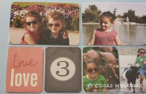 Idea para Project Life: Bordar tarjetas