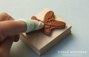 Cómo cuidar tus sellos de caucho