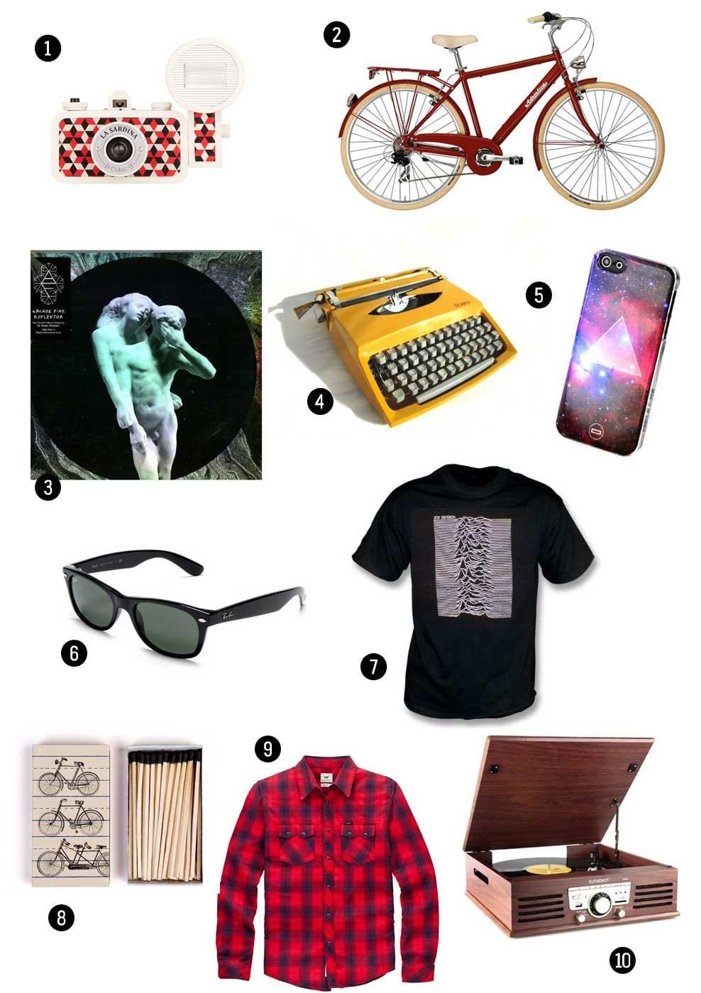 Guía de regalos: 10 regalos para un Hipster
