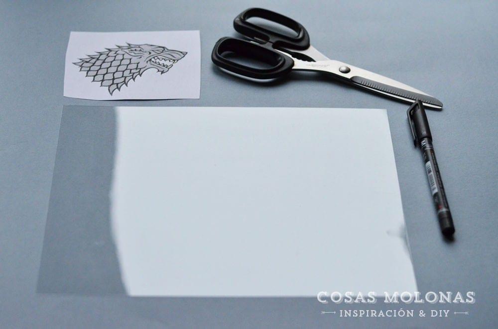 Cómo trabajar con plástico mágico / How to use plastic shrink