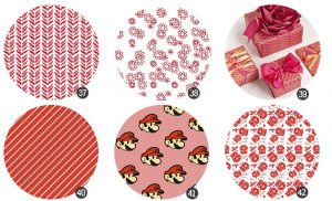 red-wrappingpaper