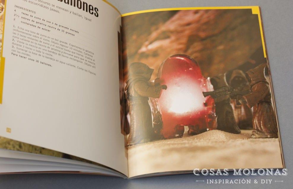 Reseña: La cocina de Star Wars, de Robin Davis y Lara Starr