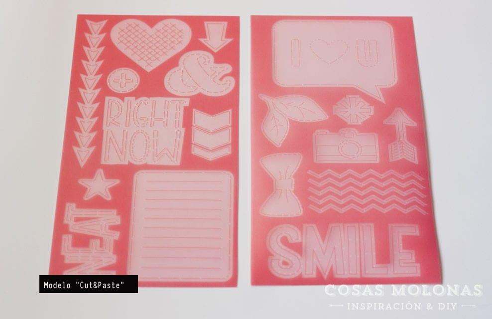 A fondo: Kit de bordado de Amy Tangerine para American Crafts
