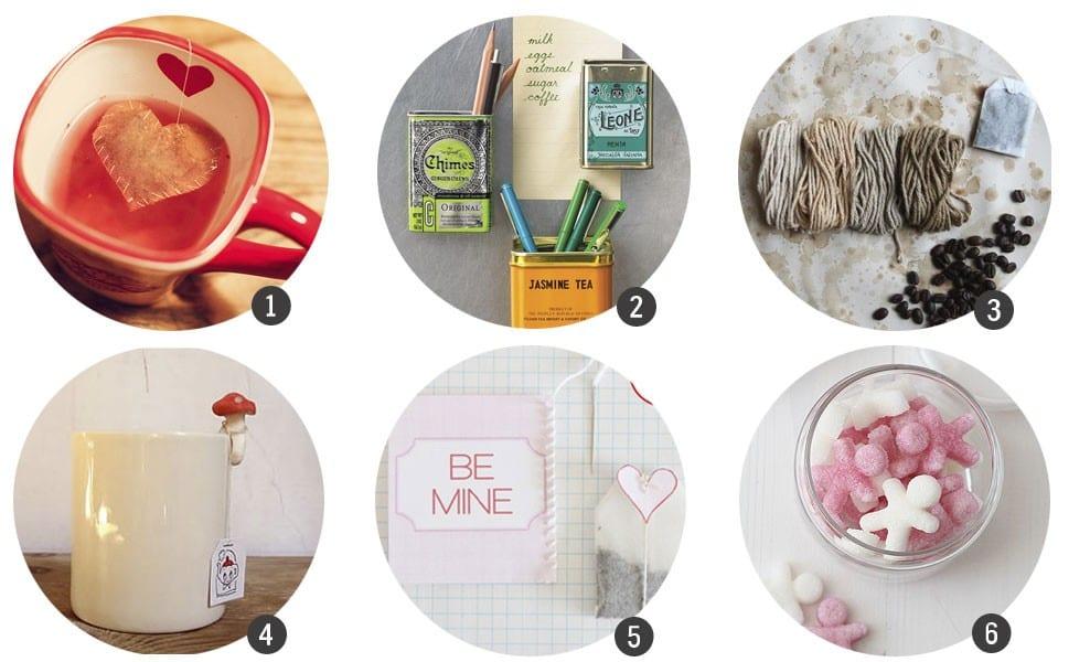 Inspiración: 12 DIY para enamorados del té