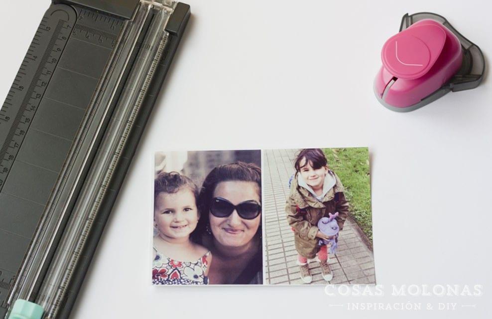 Últimos detalles: cómo conseguir esquinas redondeadas en tus fotos de Project Life