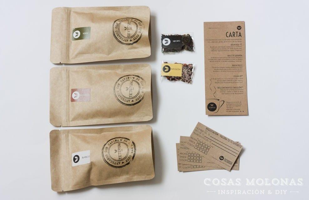 Inspiración: 12 DIY para enamorados del té + sorteo de un kit de Teterum
