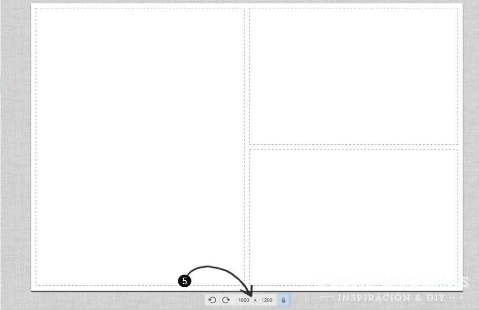Tutorial: cómo imprimir fotografías 3x4 con Picmonkey