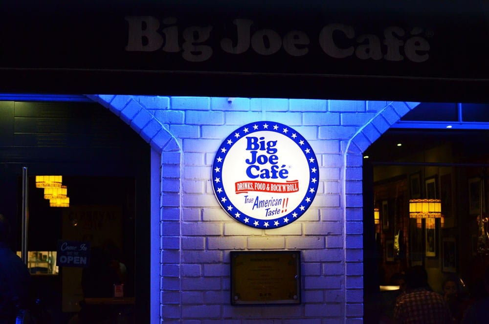 Big Joe's Cafe Gijon