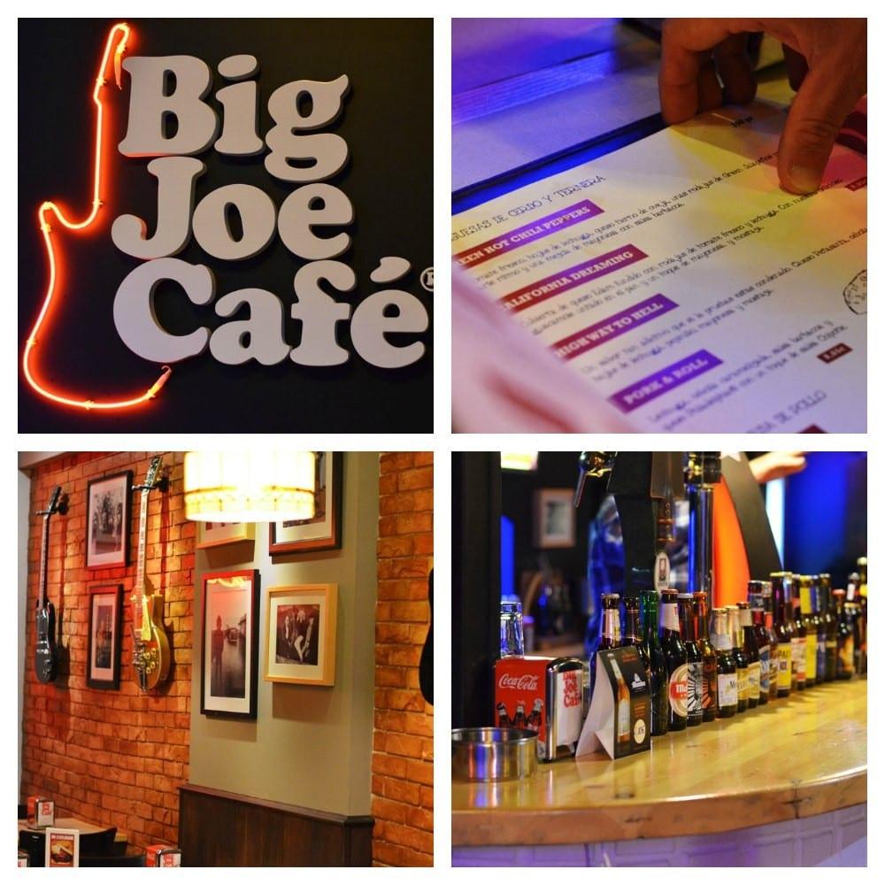 Planes en Gijón: Cena con sabor americano Big Joe's Cafe Gijon / blog.cosasmolonas.com