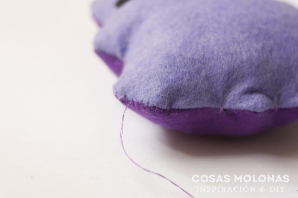 """DIY: Cómo hacer la muñeca """"Princesa Bultos del Espacio"""" de Hora de Aventuras (plantilla incluida)"""