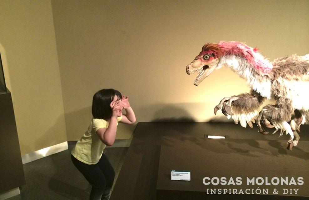 Planes con niños en Asturias: Museo del Jurásico / blog.cosasmolonas.com