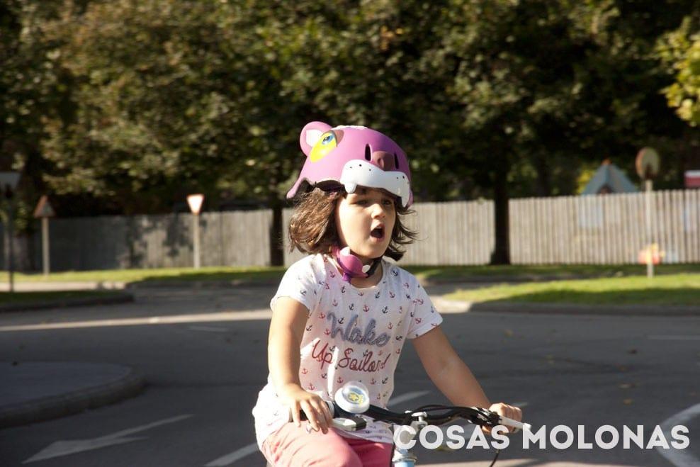 Planes con niños: Parque Infantil de tráfico de Gijón