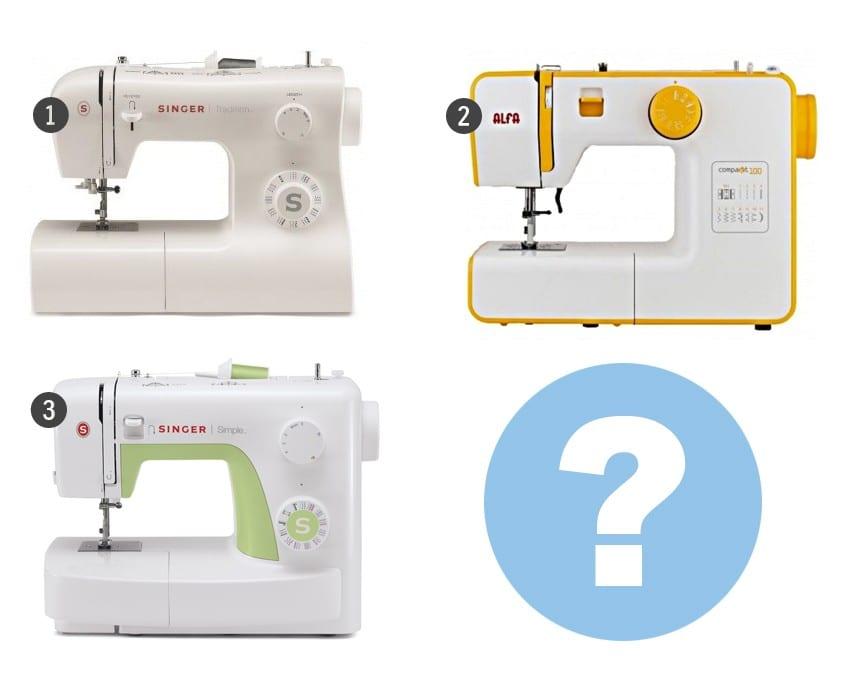 Me ayudáis a elegir máquina de coser? | Cosas Molonas | DIY Blog
