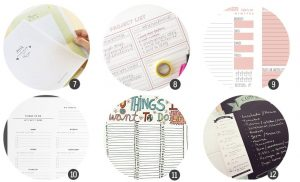 planners-to-print