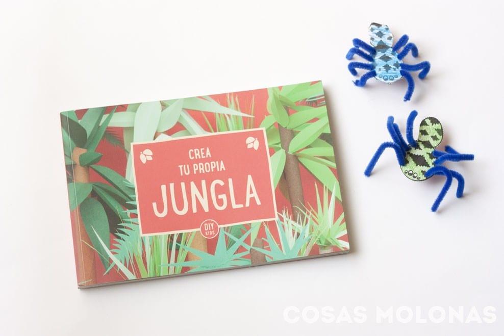 "Recomendamos: ""Crea tu propia jungla"" de The Handy Books"