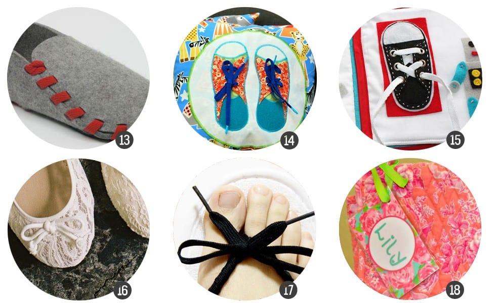 18 DIYs de cordones