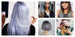 Tendencias: pelo dip dyed