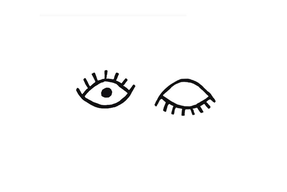 Tendencias DIY: Ojos, guiños y pestañas