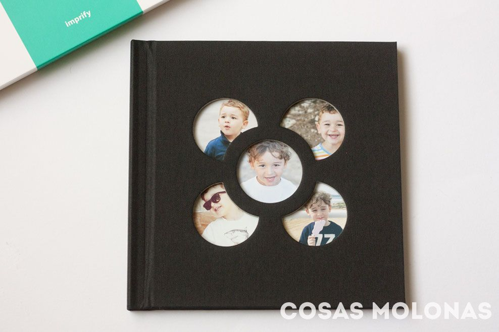 Imprify: un foto-libro en 5 minutos