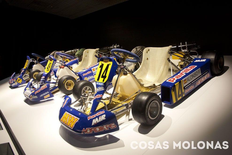 Museo Circuito Fernando Alonso en Asturias
