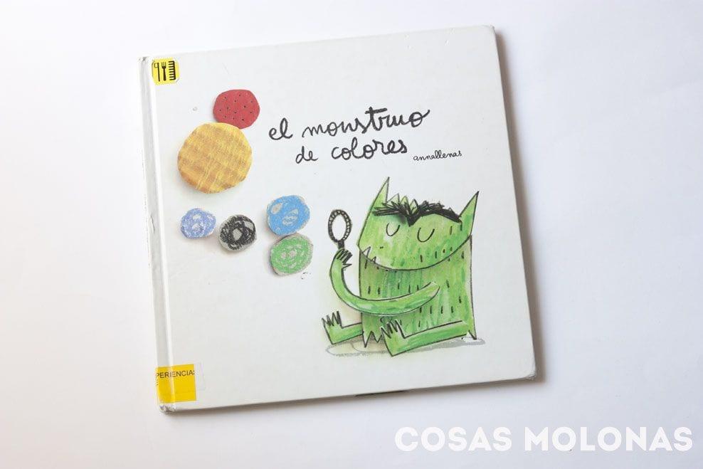 El monstruo de colores, de Anna Llenas.