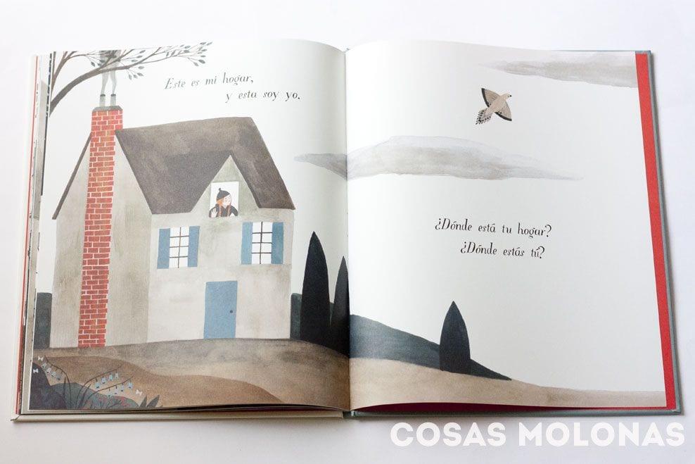 Leemos: Mil Hogares de Carson Ellis