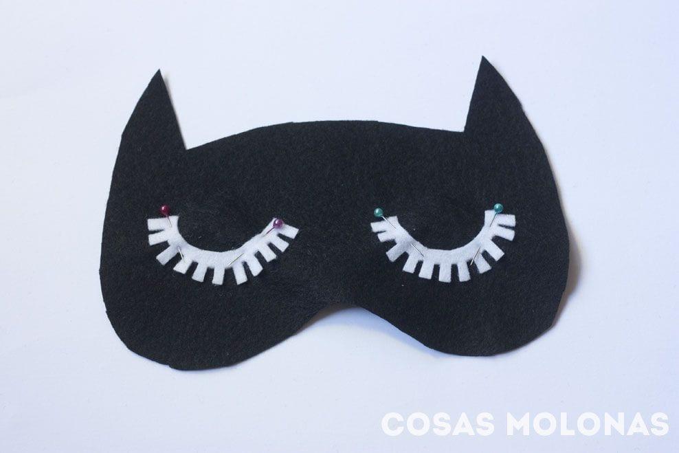 DIY Máscara para dormir