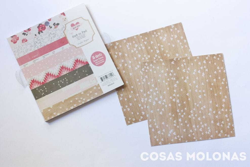 Manualidades para niños: prensa de flores con cartón reciclado